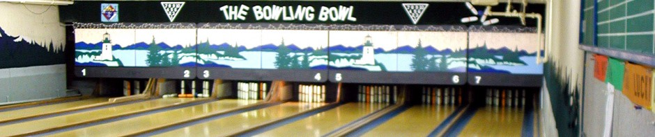 The Bowling Bowl | Candlepin Bowling in Brunswick, Maine